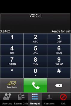 VOICell apk screenshot