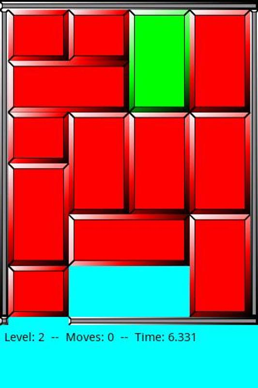 how to solve sliding block puzzles