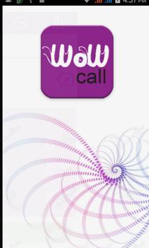 WowCall poster