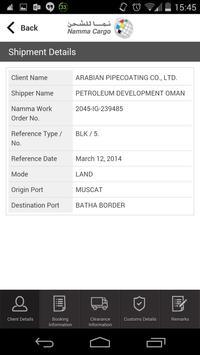 Namma Cargo apk screenshot