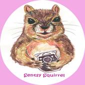 Scentsy Squirrel icon