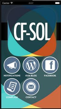 CF-SOL Lite poster