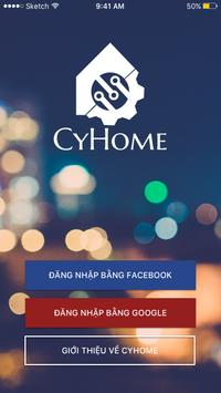 CyHome poster