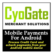 CyoGate Mobile Payments icon