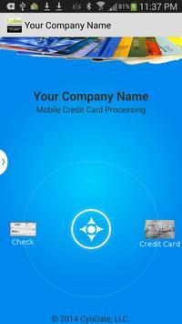 CyoGate Mobile Payments apk screenshot