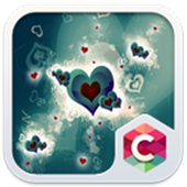 Best Heart Theme C Launcher icon