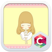 Sweet Girl Theme C Launcher icon