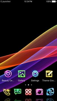 Best Abstract Color Theme apk screenshot