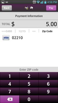 Vwalaa! Mobile Pay apk screenshot