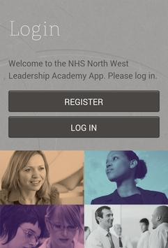 North West Leadership Academy poster