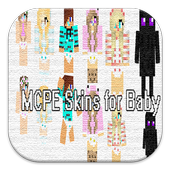 MCPE Skins for Baby icon