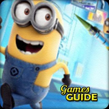 Guide Minions Despicable Me poster