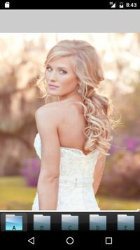 Bridal Hairstyles poster