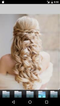 Bridal Hairstyles apk screenshot