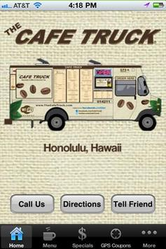 The Cafe Truck poster