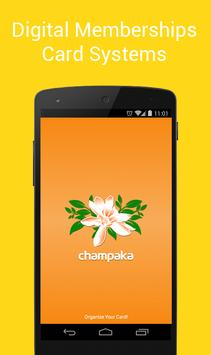 Champaka poster