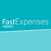 Fast Expenses Report icon