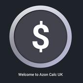 Azon Calc UK - FREE icon