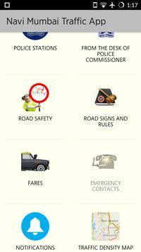 Navi Mumbai Traffic App poster