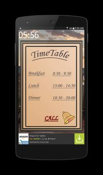 Call4meal poster
