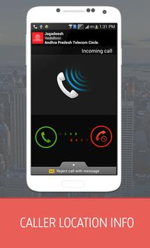 Caller Location Tracker apk screenshot