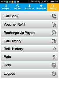 Call Lite apk screenshot