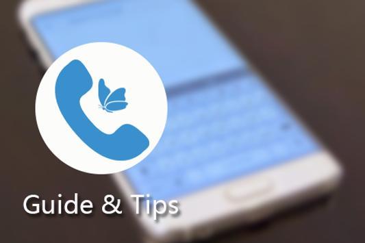 Free Fongo Calls Texts Guide apk screenshot