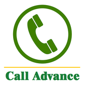 Call Advance icon