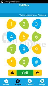 CallBlue apk screenshot