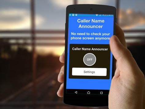True-Calller name announcer apk screenshot