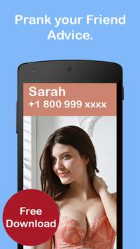 Free Fake Caller ID – Advice poster