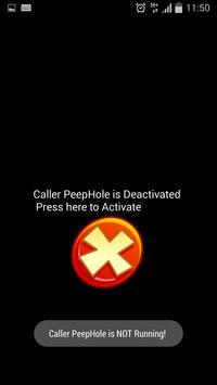 Caller PeepHole apk screenshot