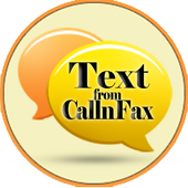 CallnFax Text Message Service icon