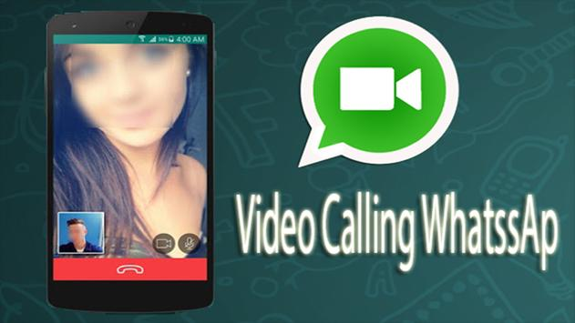 Video Calling For WhatssAp poster