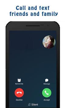 FREE Talkatone Texts Calls Tip apk screenshot