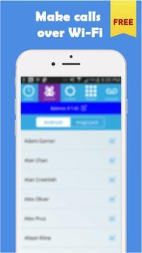 Calling Messaging magicApp Tip poster