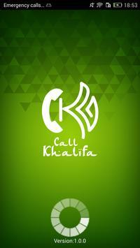 CallKhalifa vox poster
