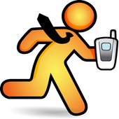 Auto Dialer Call Center Sales icon