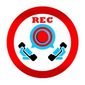 Automatic Call Recorder Free icon