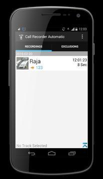 Call Recorder 2015 apk screenshot