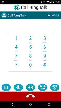 Call Ring Talk apk screenshot