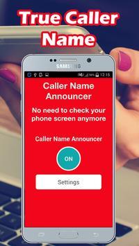 True-Caller name show-caller poster