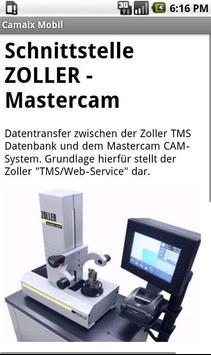 CAMAIX Mobil apk screenshot