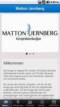 Matton Jernberg apk screenshot