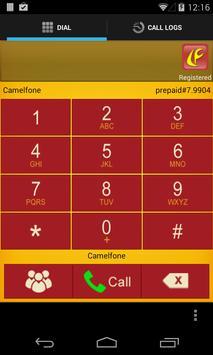 Camelfone apk screenshot