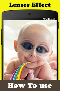 Get Lenses for snapchat Guide poster