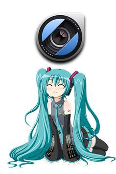 Miku Miku Camera poster