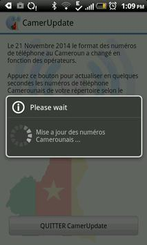 CamerUpdate apk screenshot