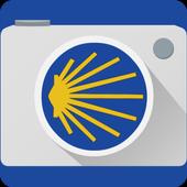 Camino Santiago SocialWay icon