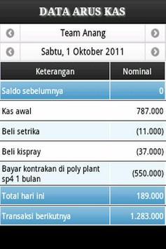 Sales Management apk screenshot
